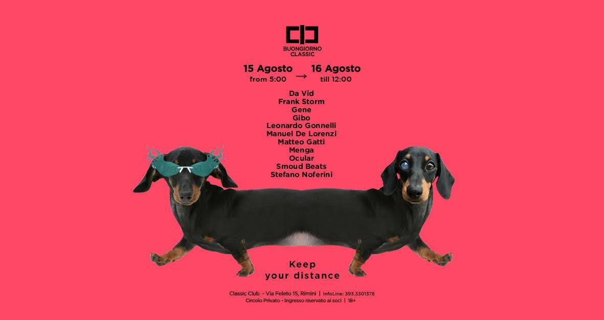 ferragosto edition buongiorno classic sabato 15 agosto agosto