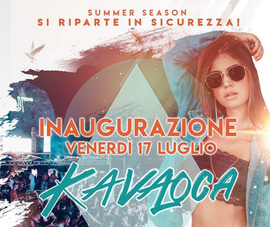 kavaloca la kava summer club venerdì 17 luglio