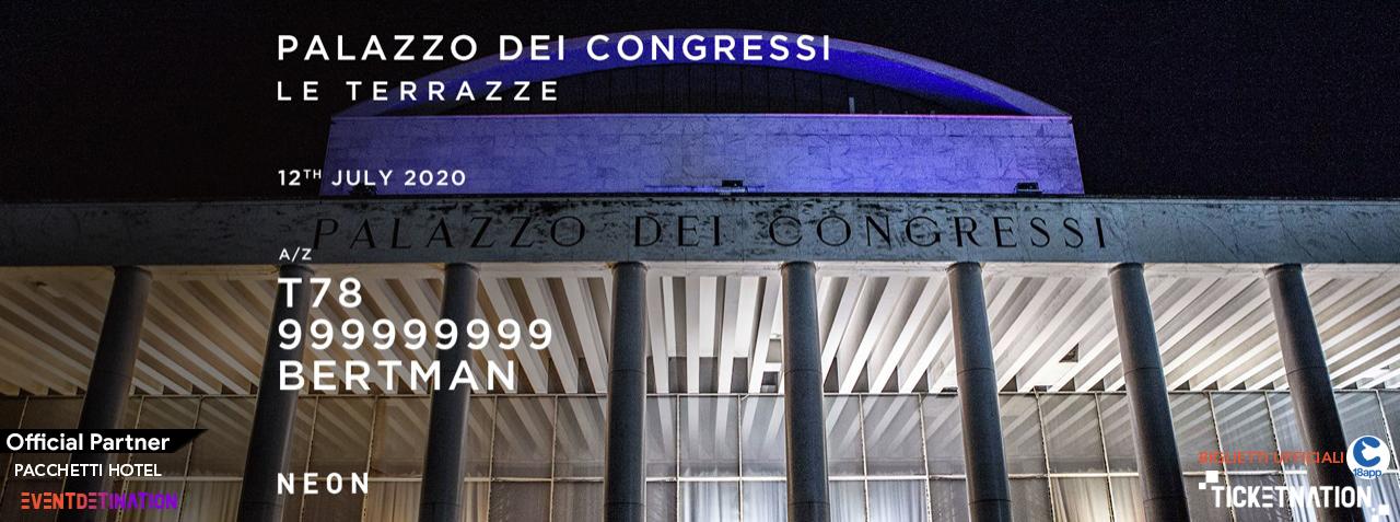 le terrazze palazzo dei congressi roma 12 07 2020