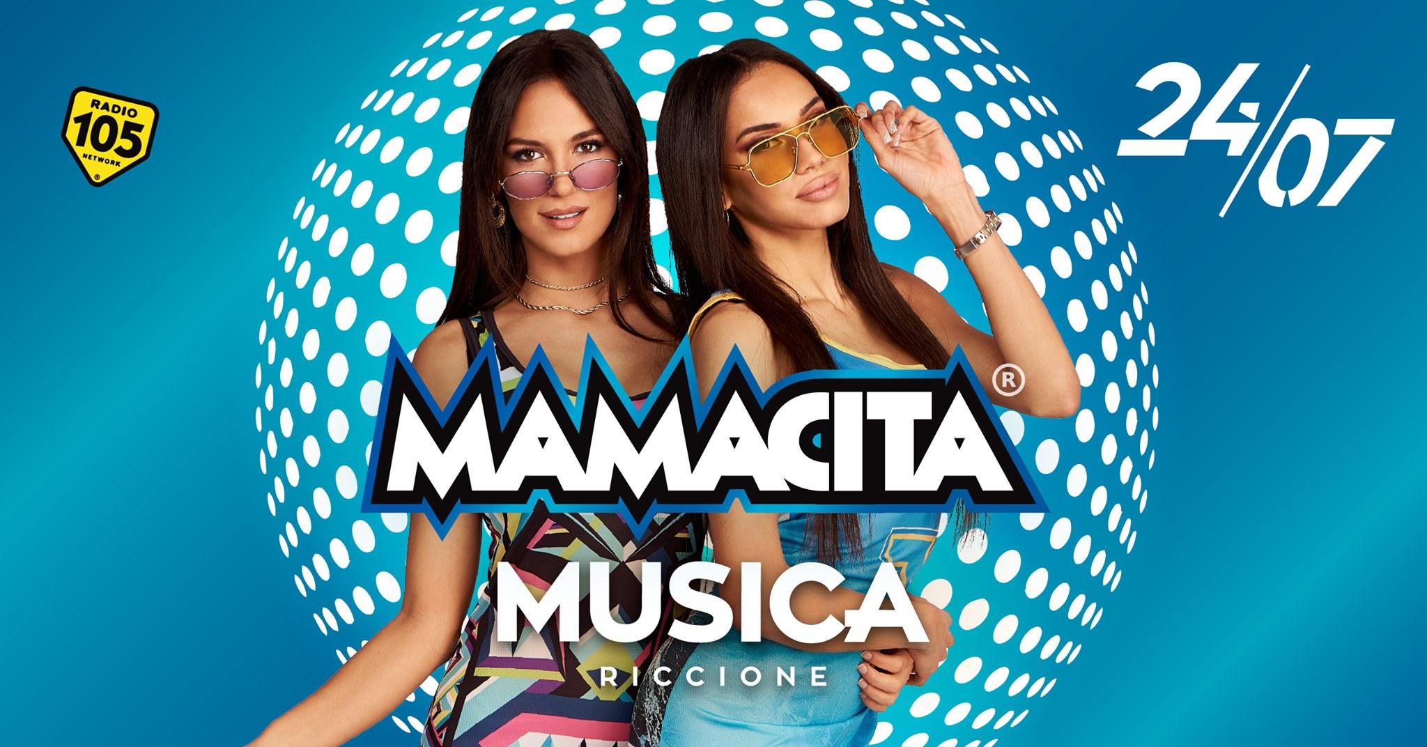 mamacita musica venerdì 24 luglio
