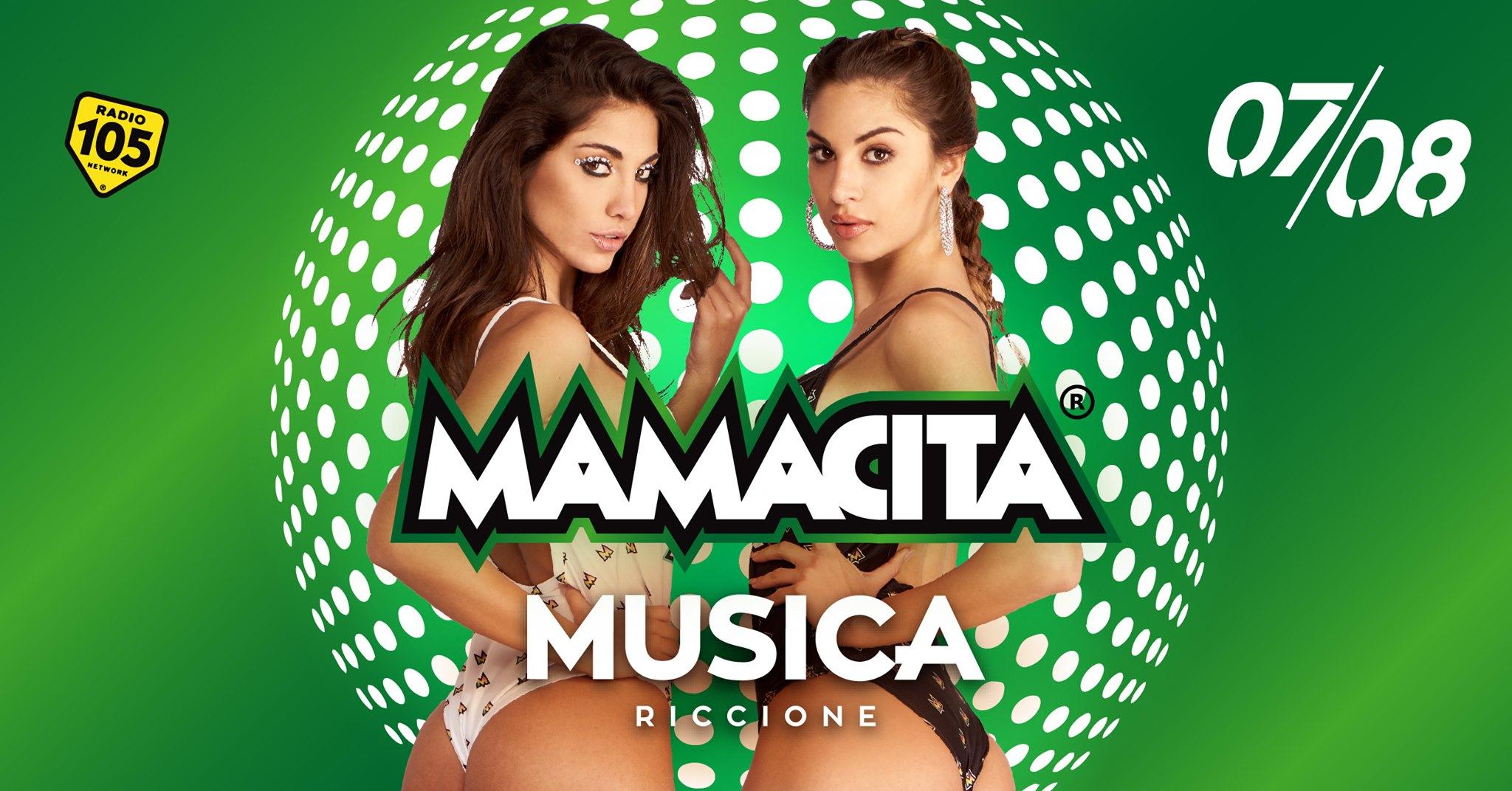 mamacita musica venerdì 7 agosto
