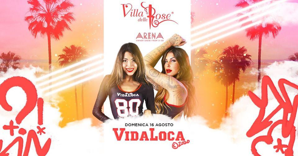 vidaloca villa delle rose domenica 16 agosto
