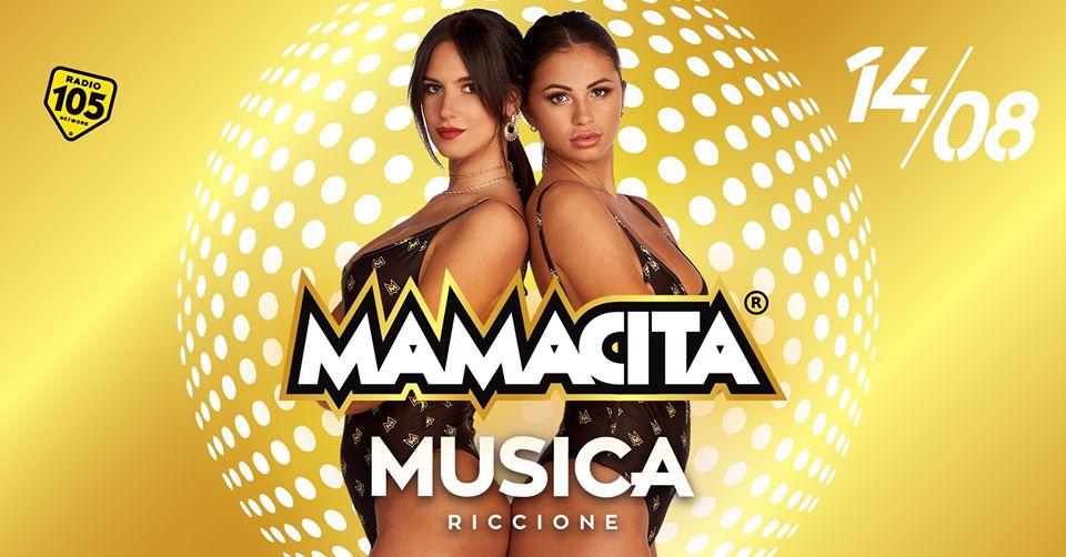 mamacita musica venerdì 14 agosto