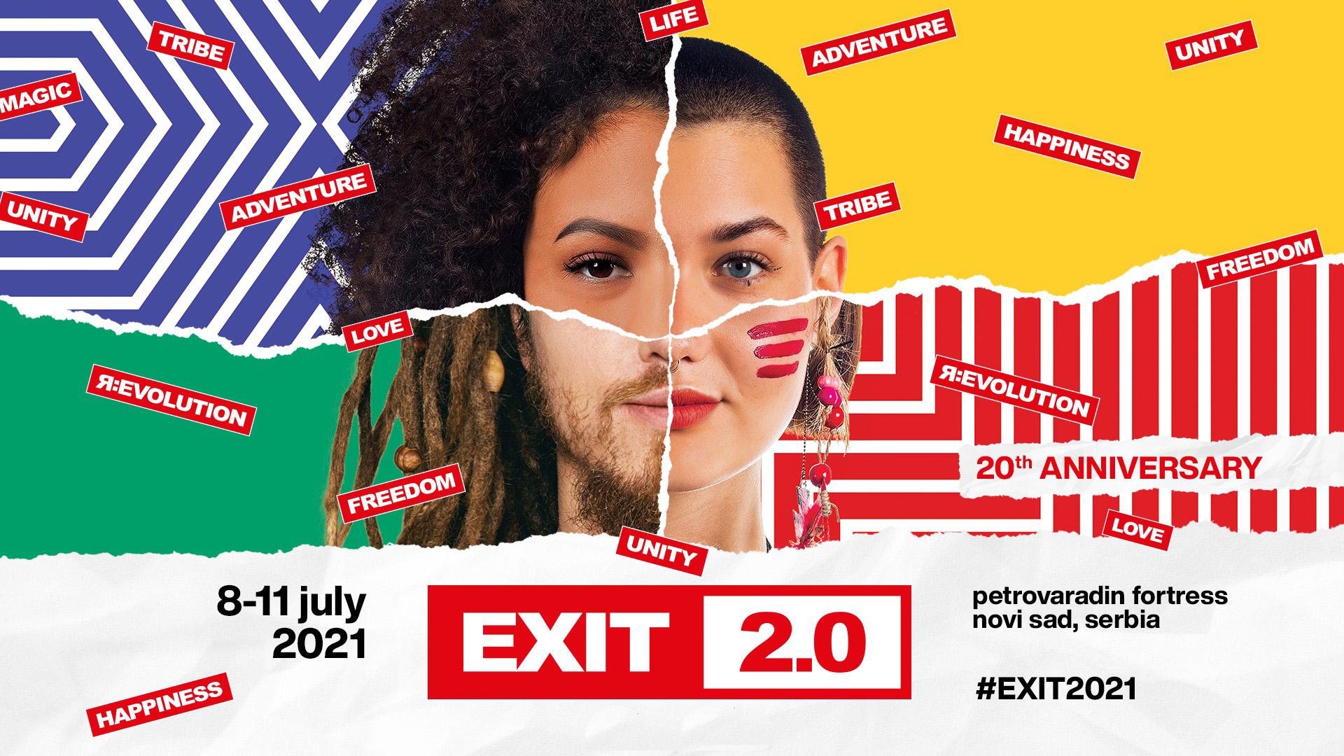 exit festival 2021 8 11 luglio 2021