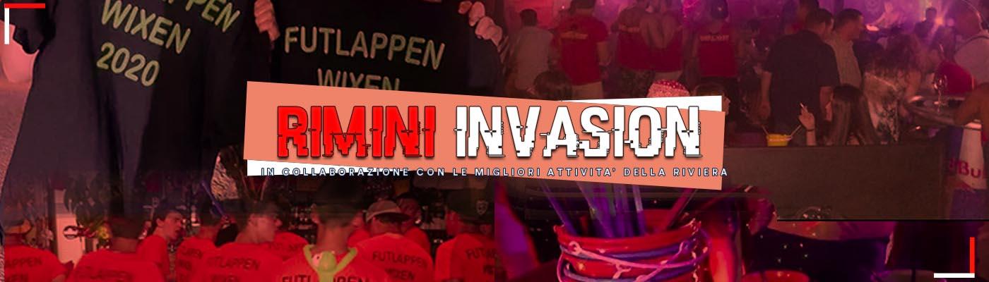 rimini invasion new