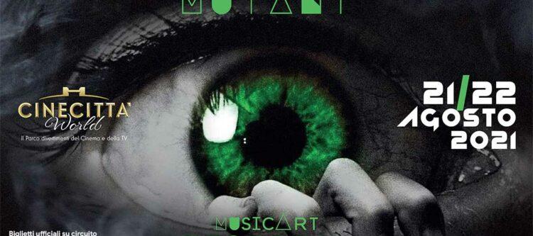 Mutant Music Festival Cinecittà Word