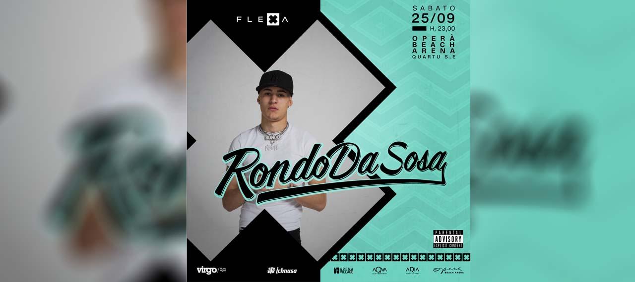 RONDO DA SOSA OPERA' BEACH 25 SETTEMBRE