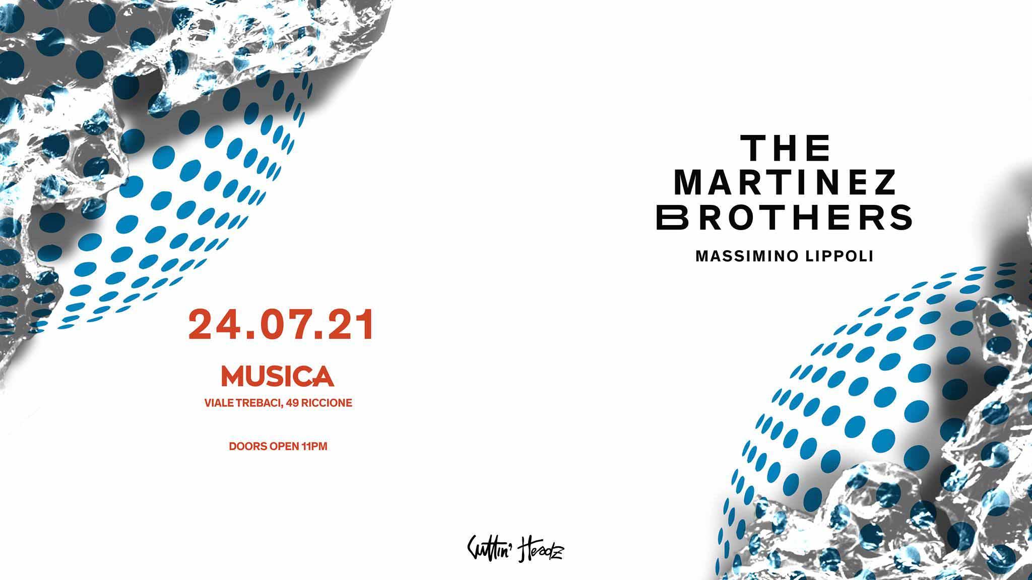musica riccione the martinez brothers 24 07 2021