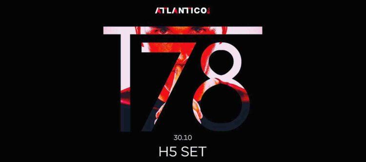 T78 Atlantico Halloween